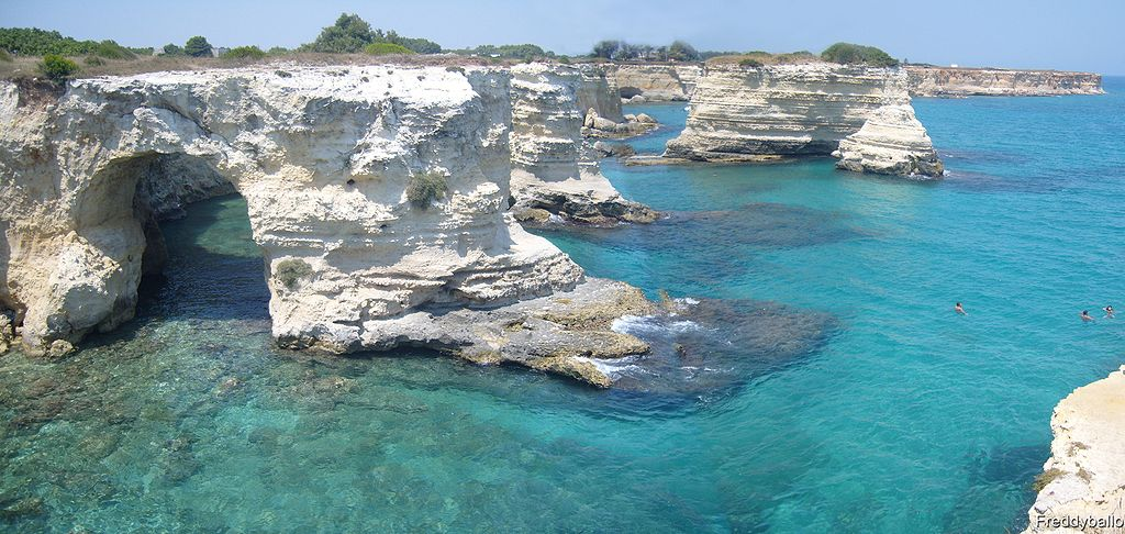 Reconstructing climate history from sediments in the Gulf of Taranto, Italy