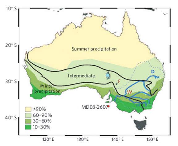 We didn't start the fire!… that changed the southeast Australian landscape 44 thousand years ago
