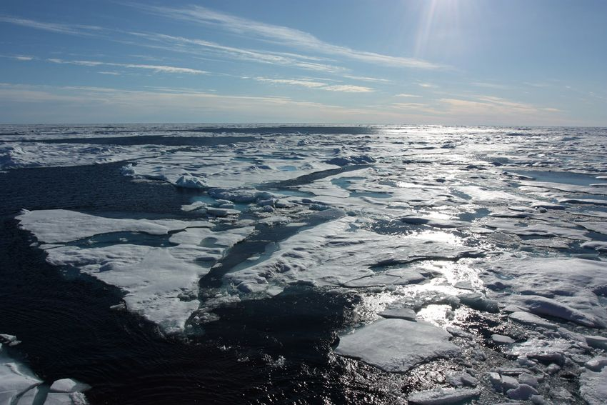 Sea ice and Albedo: Should We Be Worried?
