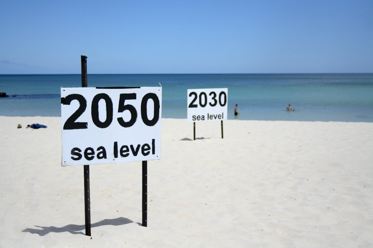 Do you want more salt in that? Changes in salinity impact sea level rise more than previously thought