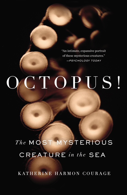 Deep Blue Reads: Octopus!: The Most Mysterious Creature in the Sea, by Katherine Harmon Courage
