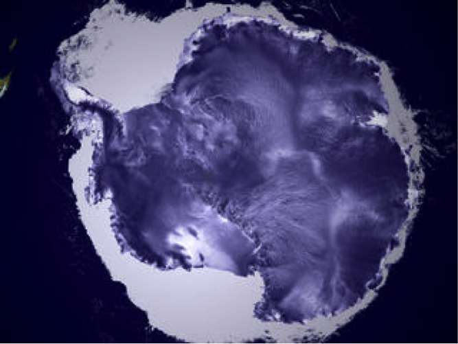 Rotten Totten: Why is East Antarctica melting so quickly?
