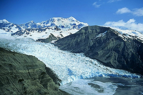Fizzing glaciers are louder than you'd expect