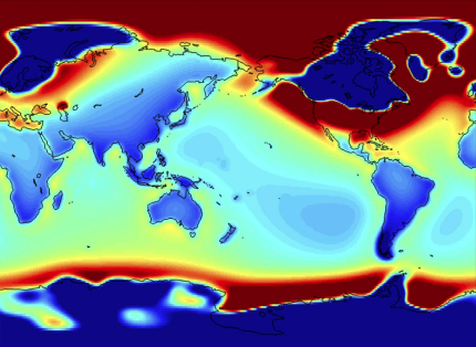 Rise Up!  Overestimated sea-level rise during the 20th century.