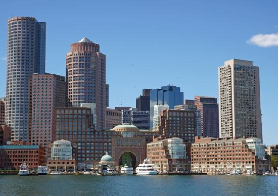 Nineteen years later: The clean-up of Boston Harbor's waste water