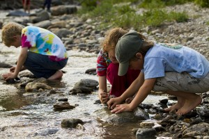 Getting kids out to ocean and coastal parks builds a natural constituency. (Image credit: Denali National Park and Preserve)
