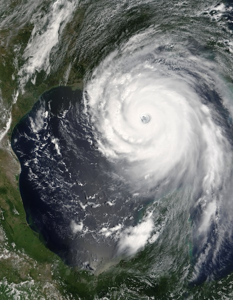 Global Warming Means Mixed News for Hurricanes