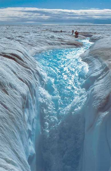 Global Consequences of Melting the Pine Island Glacier