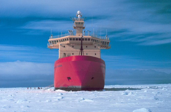 Lead Pollution in Antarctic Waters: Have We Cleaned Up Our Act?