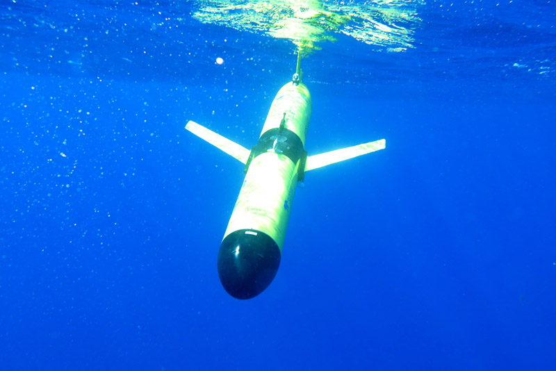 Storm Troopers! Robots collect ocean data during hurricanes