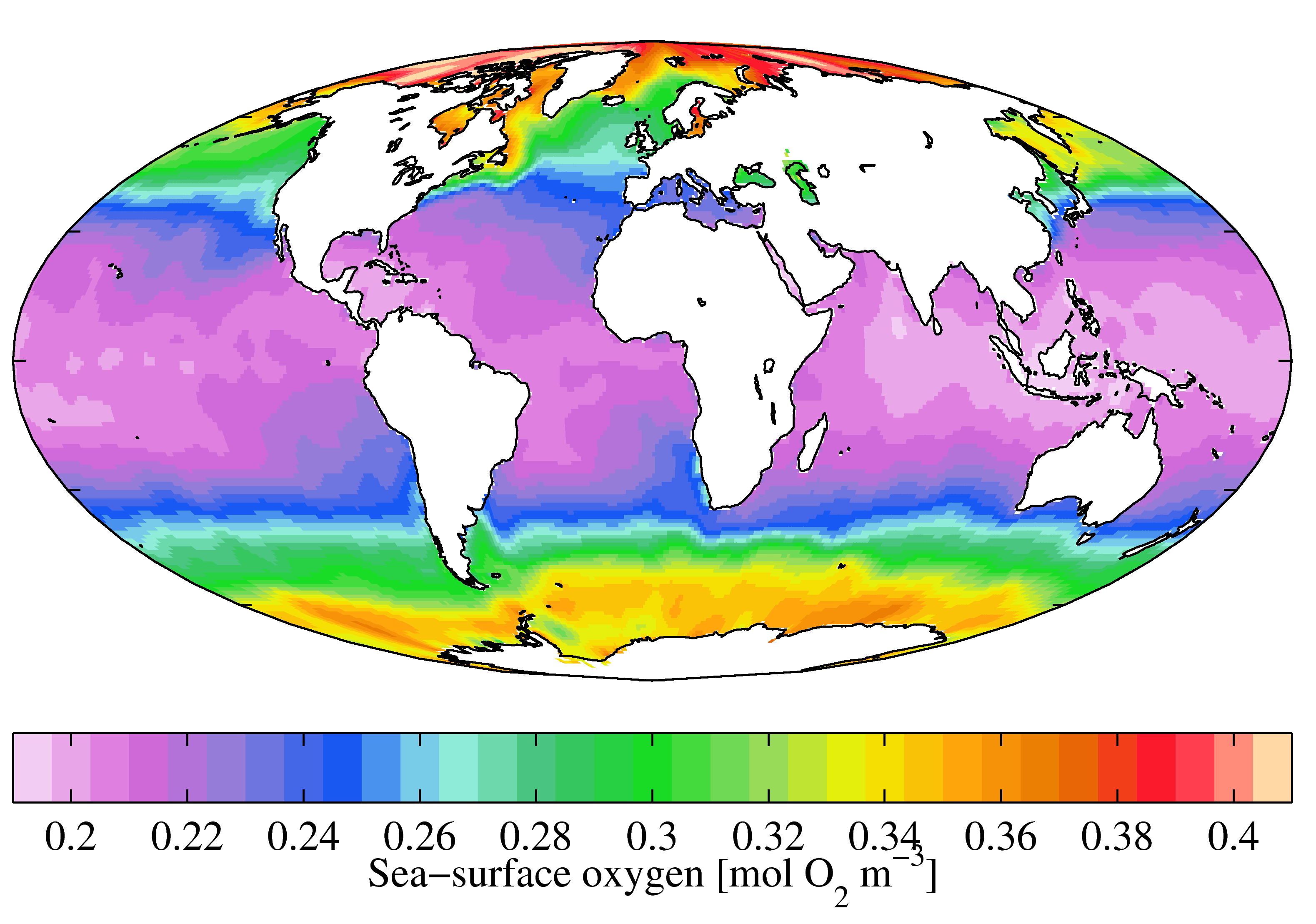 Take my breath away: Decline in oceanic oxygen levels fifty years in the making