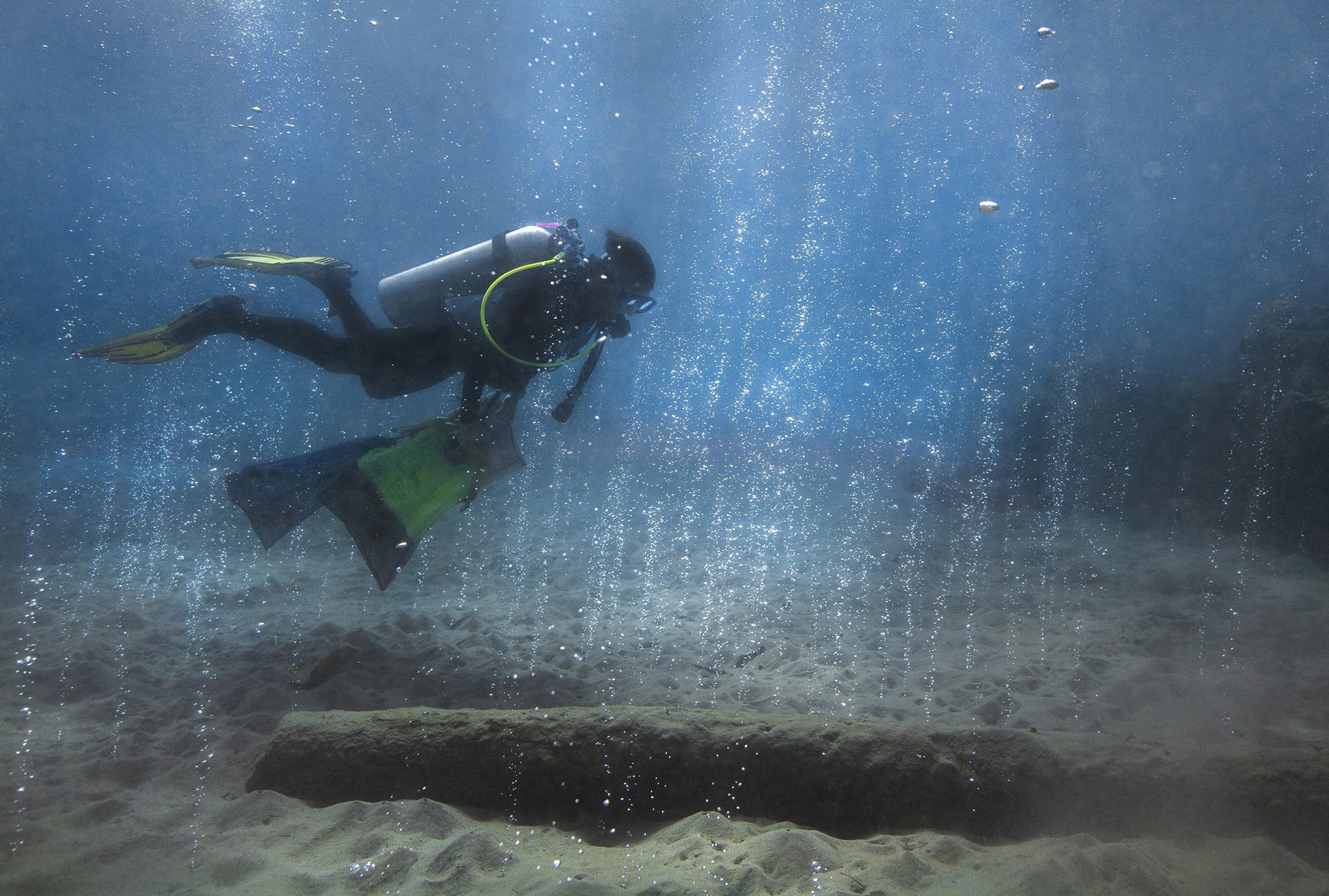Stressed-out microbes in an acidifying ocean