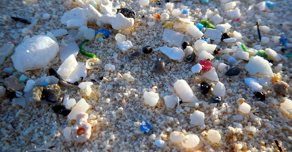 The end of the line for ocean plastics