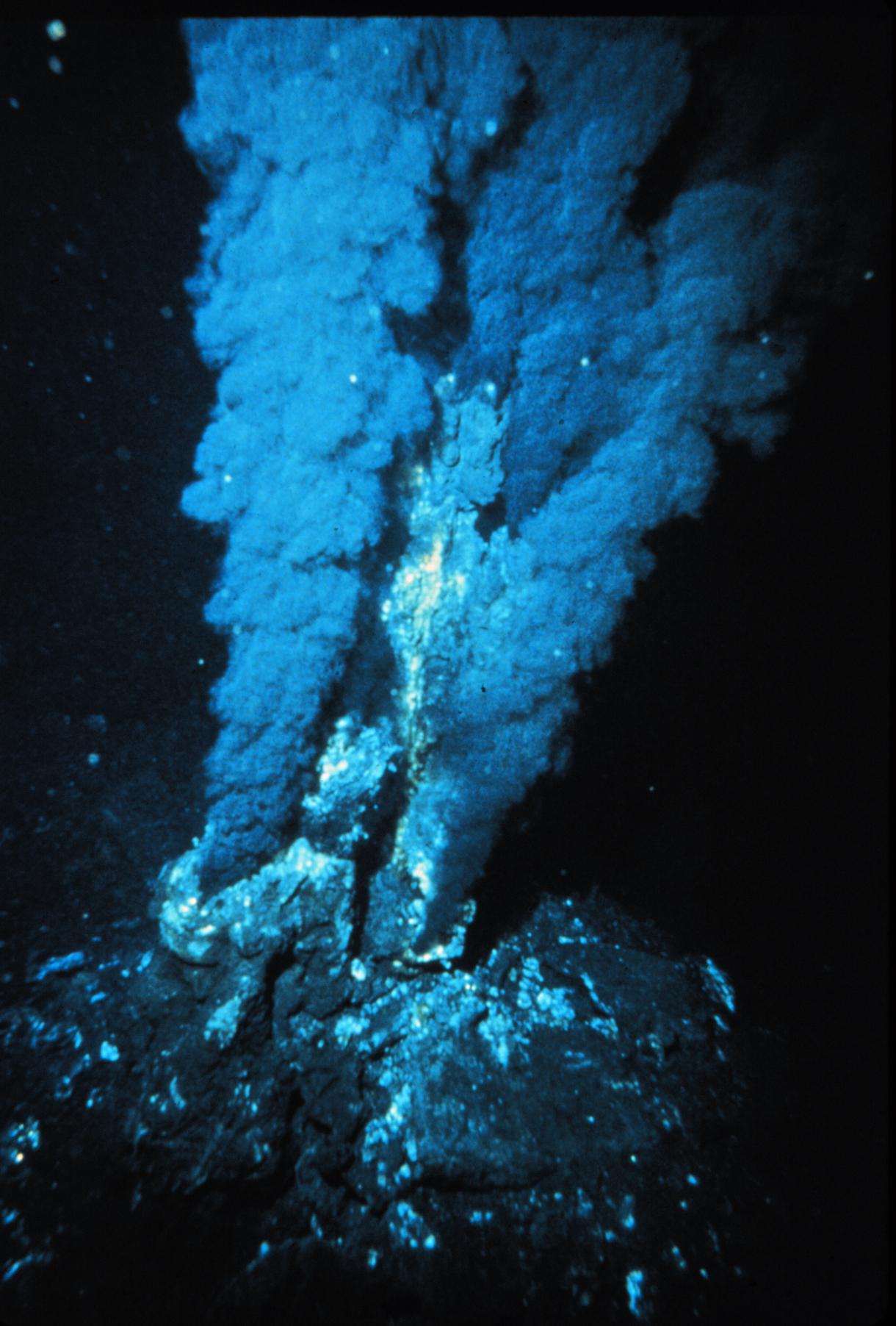 Heat flux from active crust