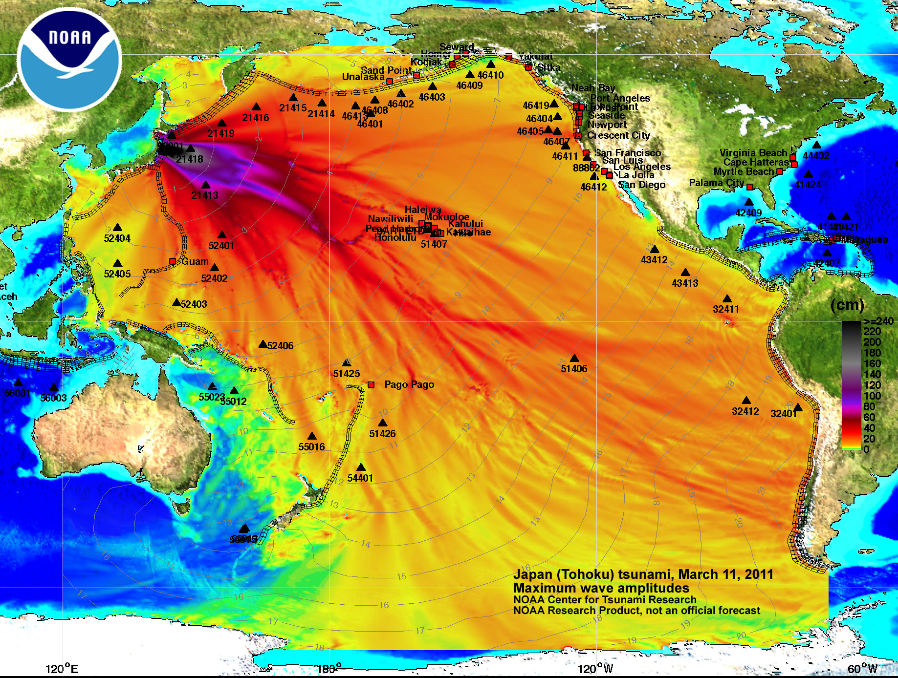 Tsunami Hunt: Studying Subduction Zone Faults for Preparedness