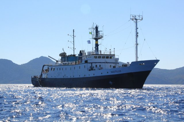 Science Behind the Scenes: A Tour of the Exploration Vessel Nautilus