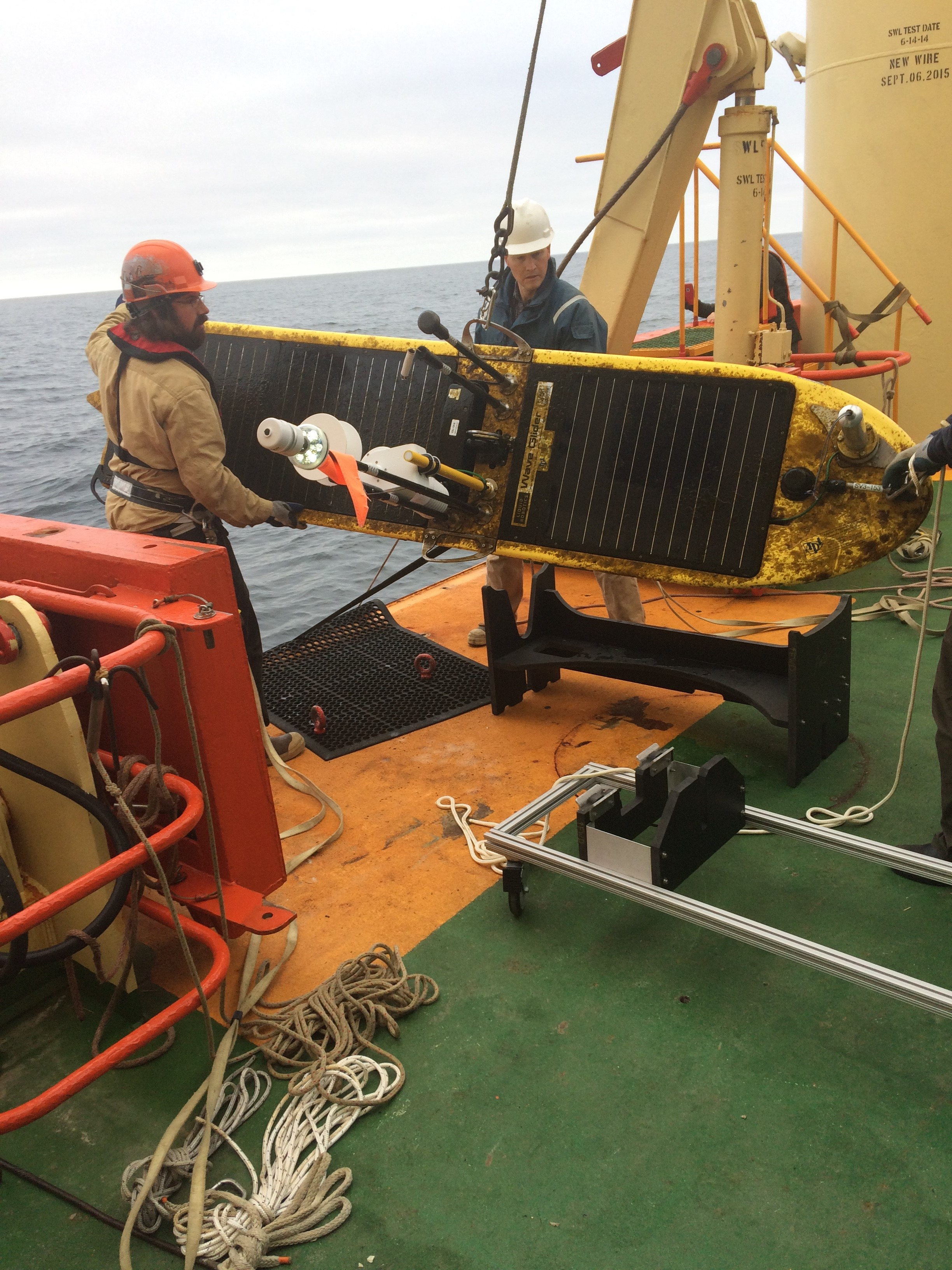 Making waves in the Southern Ocean