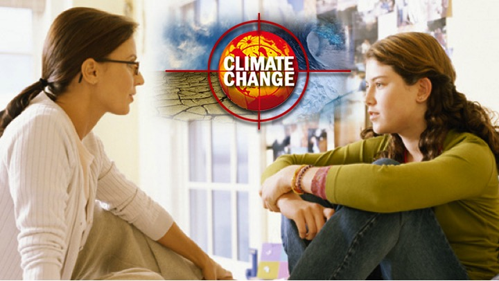 Talking to your teen about climate change