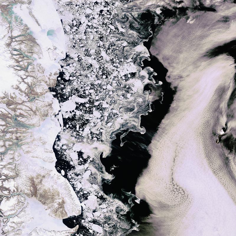 Sea Ice Mixes it Up