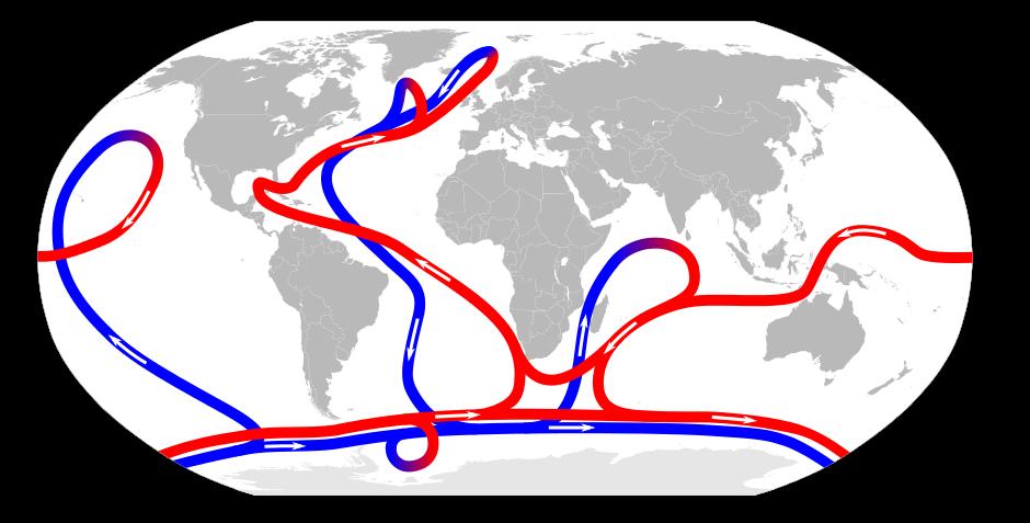 Sea Ice Drives Global Circulation