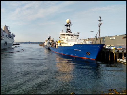 Preparing for Research at Sea: Behind the Scenes