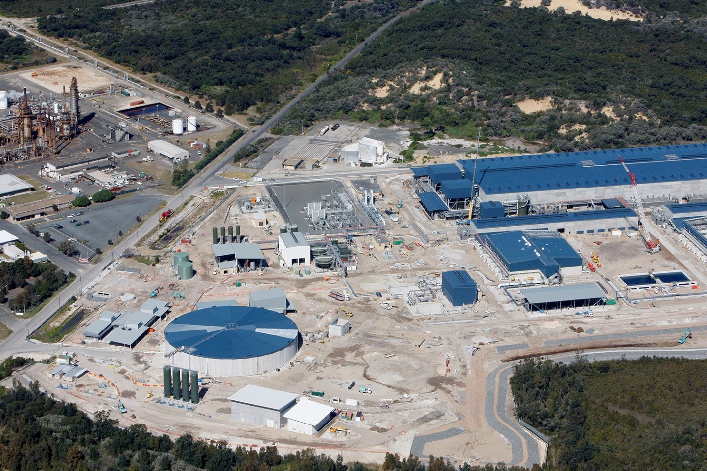 Surprise impacts of desalination