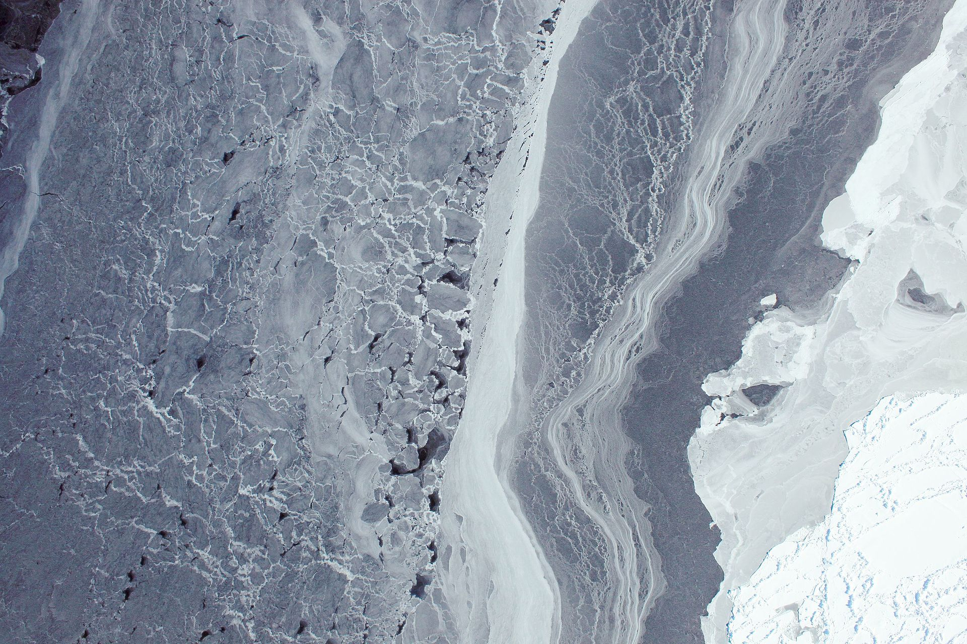 Impact of Climate Change on Antarctic Waters