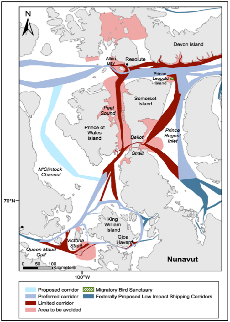 How do we navigate a climate-changed sea? By getting Inuit perspectives on the map.