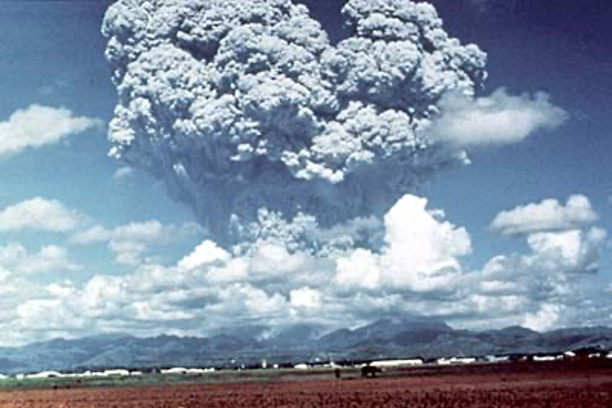 Volcanoes and Climate: A Not-So-Explosive Relationship