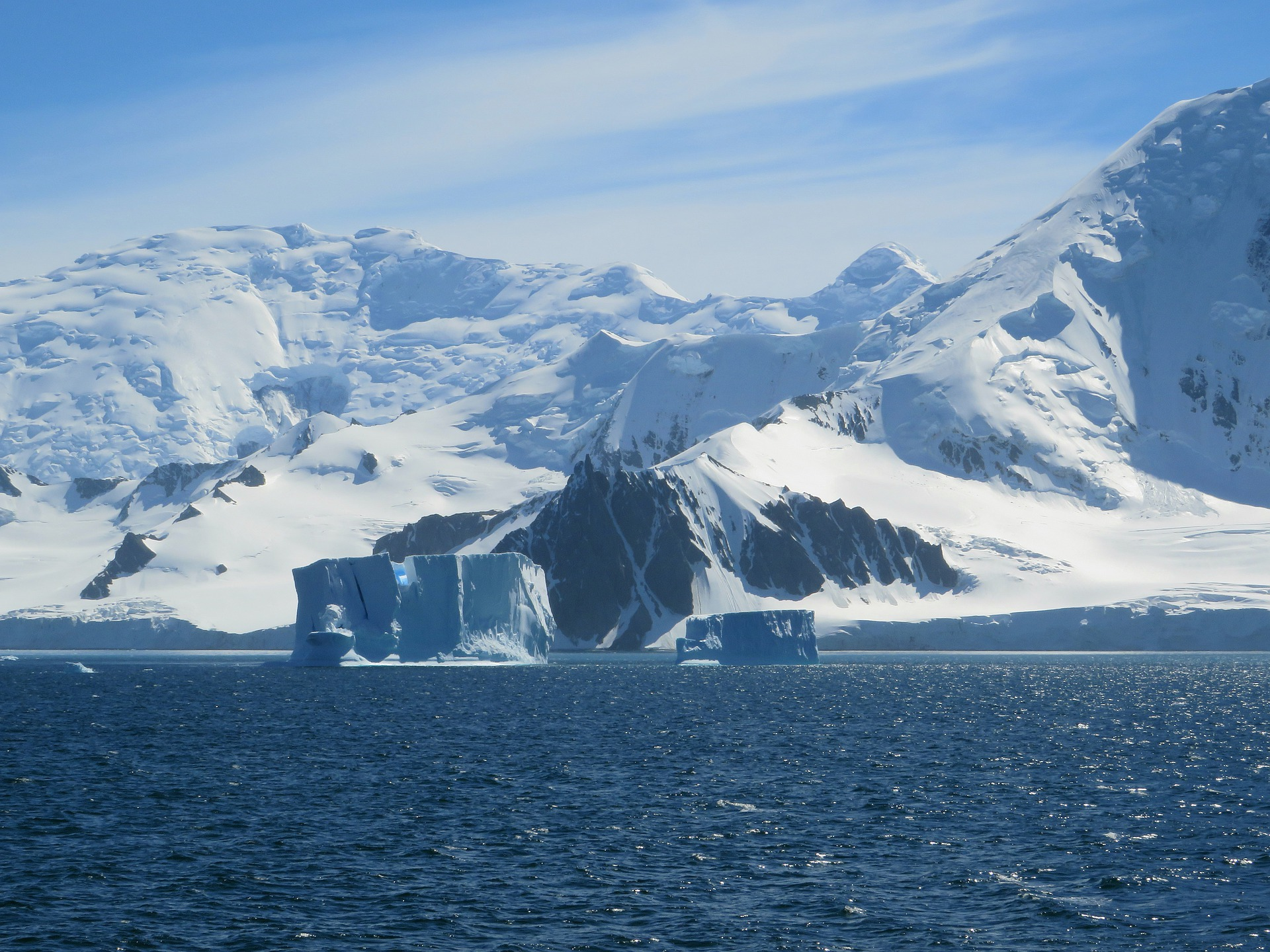 How will climate change affect the Southern Ocean ecosystems?