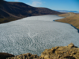 Can clays from northern Canada provide a 3,000-year temperature record of the Atlantic Ocean?