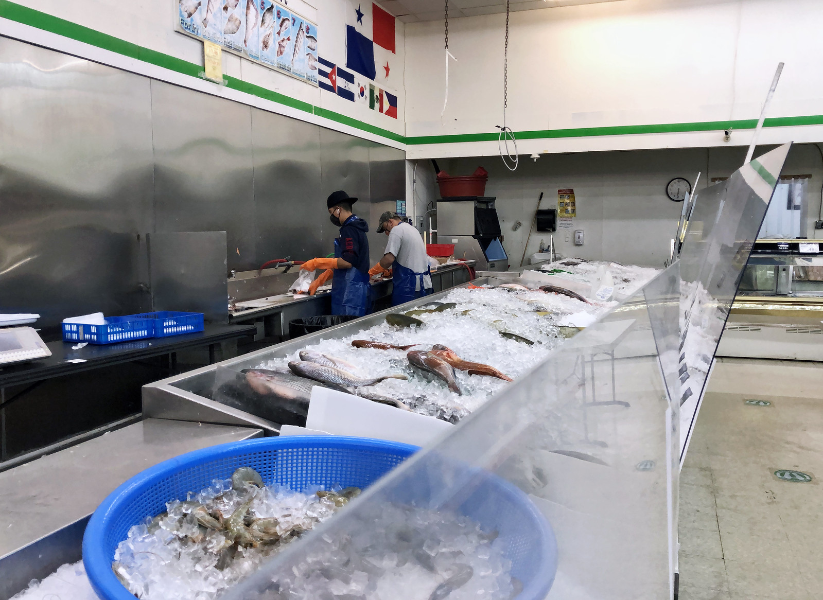 No Time to Waste for U.S. Seafood