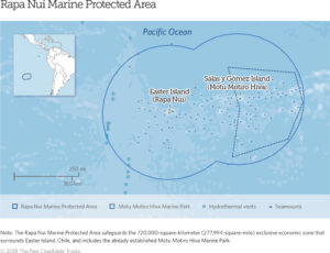 Map of protected areas