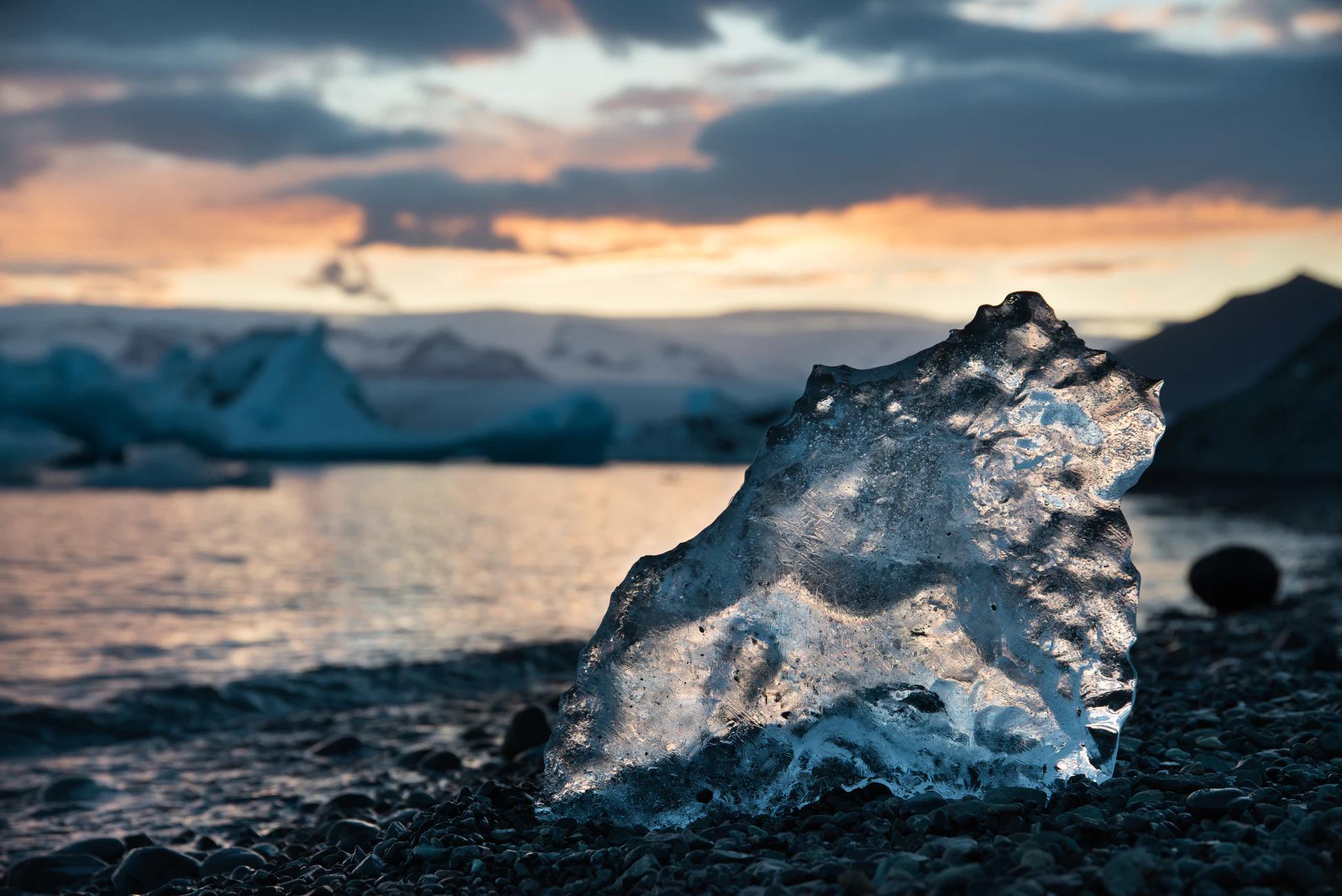 Where Does Arctic Ice Melt Go?