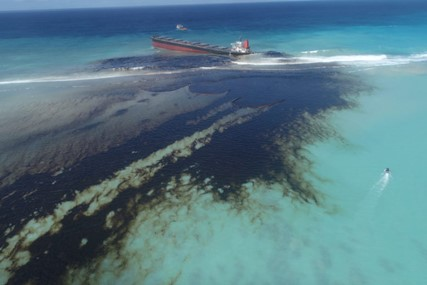 The disastrous effects of an oil spill: A tale of Mauritius vs. MV Wakashio