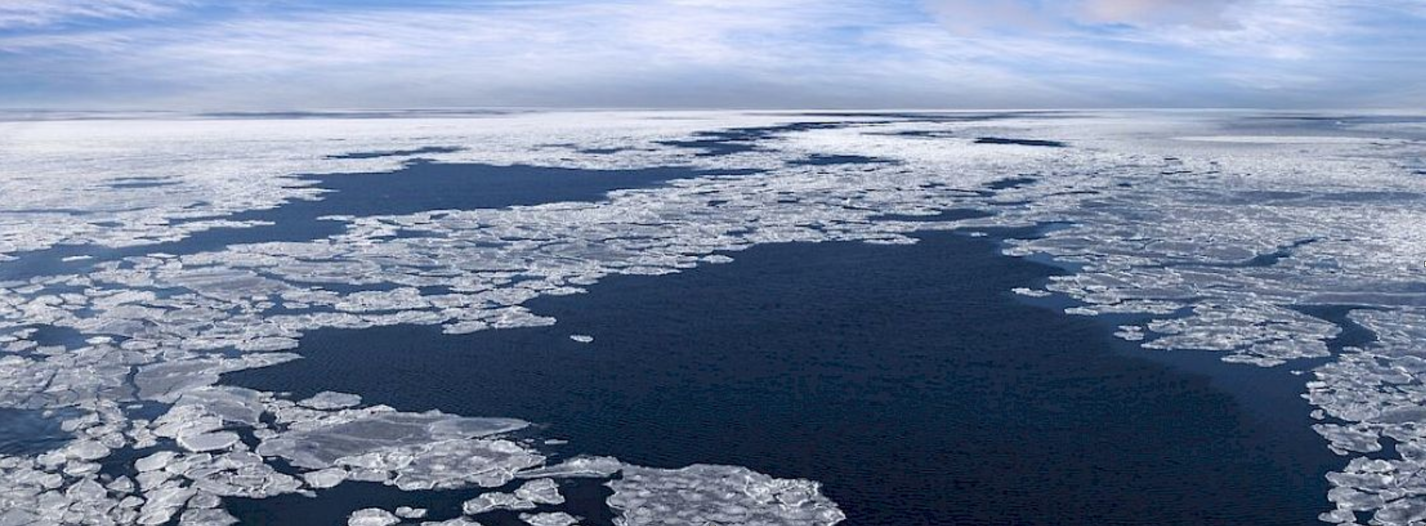 Blue is the New Green: How Melting Sea Ice Might Save Us Billions