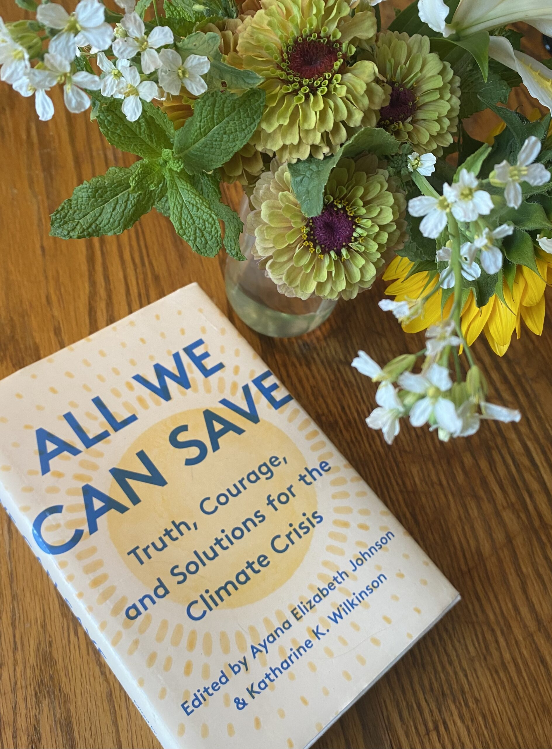 """Reading """"All We Can Save"""" against the backdrop of climate crisis"""