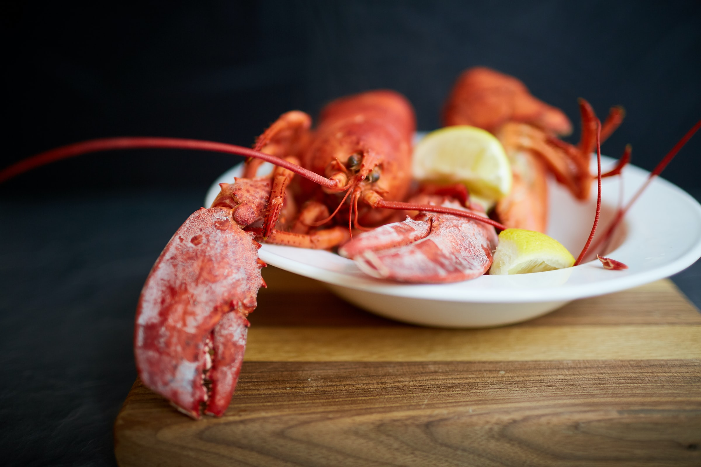 How to kill lobsters with kindness