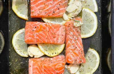 Want to raise healthy fish? Try adding garlic.